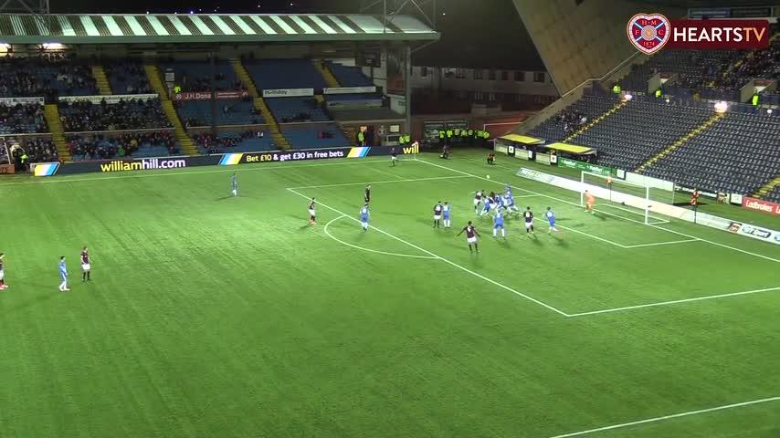 Kilmarnock v Hearts | Highlights
