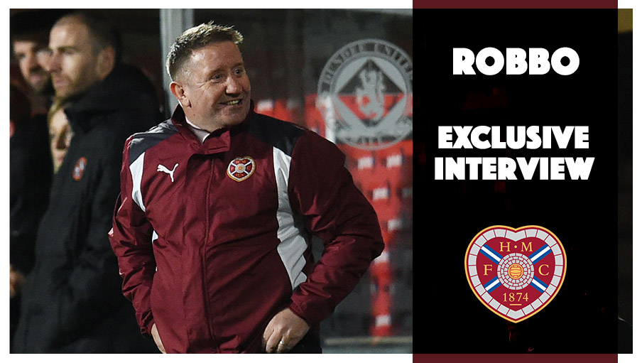 Robbo | Interview