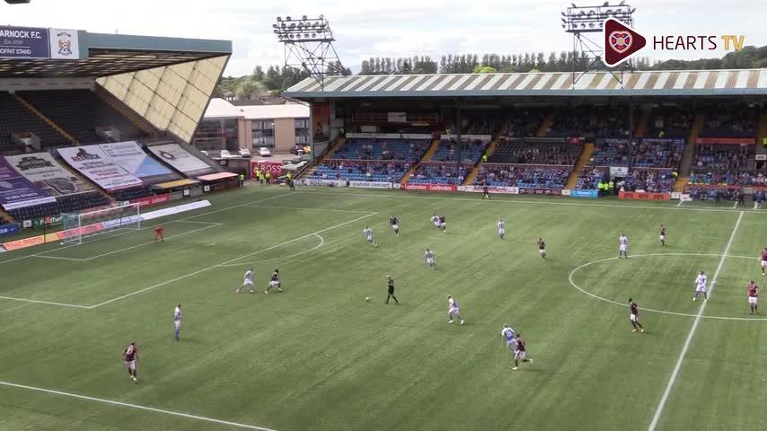 Kilmarnock v Hearts | Goal