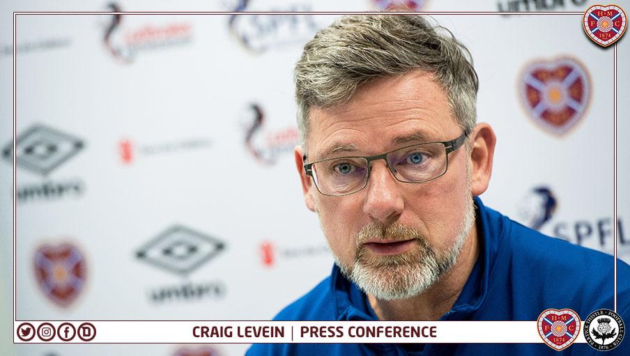 Craig Levein | Press Conference